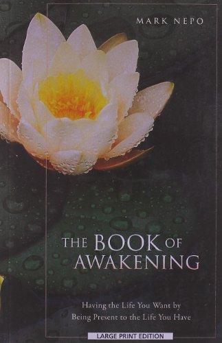 9781594135378: The Book Of Awakening (Thorndike Inspirational)