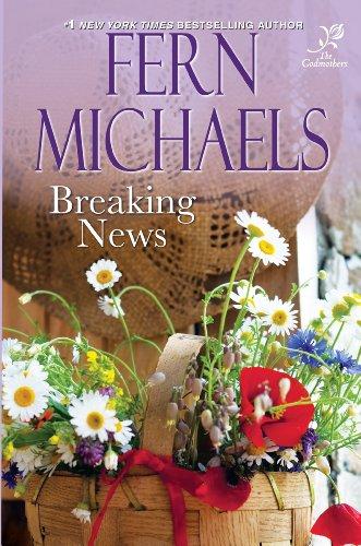 9781594135606: Breaking News (Godmothers: Wheeler Publishing Large Print Hardcover)