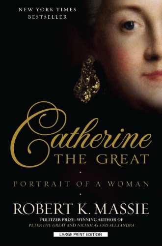 9781594136153: Catherine the Great: Portrait of a Woman (Thorndike Press Large Print Basic)