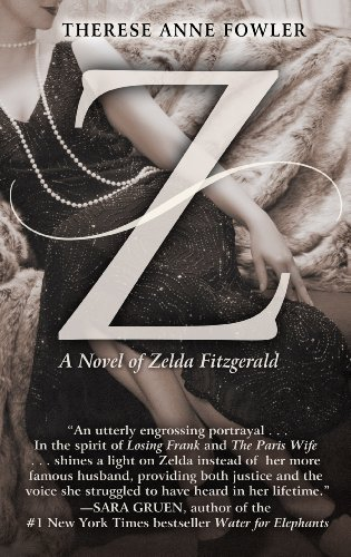 9781594137334: Z: A Novel of Zelda Fitzgerald (Thorndike Press Large Print Core)