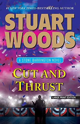 9781594138164: Cut and Thrust (A Stone Barrington Novel)
