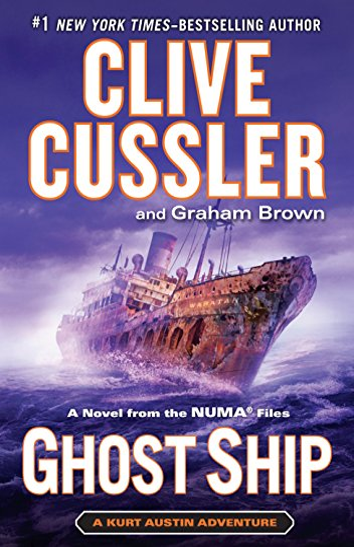 9781594138201: Ghost Ship: A Novel from the Numa Files
