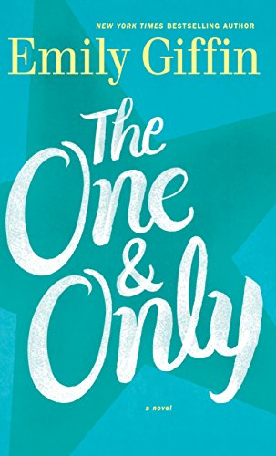 9781594138393: The One & Only (Thorndike Press Large Print Basic)
