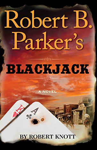 9781594139024: Robert B. Parker's Blackjack (Wheeler Publishing Large Print)