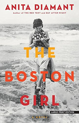 The Boston Girl: Anita Diamant