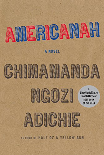 9781594139550: Americanah: A Novel (Thorndike Press Large Print Peer Picks)