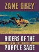 Five Star First Edition Westerns - Riders: Zane Grey