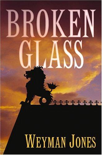 Broken Glass (Five Star First Edition Mystery): Jones, Weyman