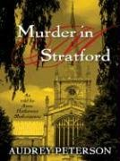 Five Star First Edition Mystery - Murder In Stratford: As Told By Anne Hathaway Shakespeare: ...