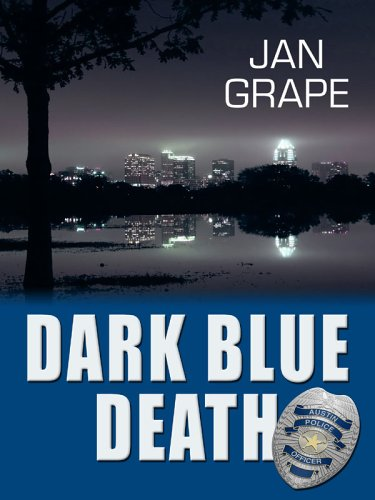 9781594144233: Five Star First Edition Mystery - Dark Blue Death: A Zoe Barrow Mystery