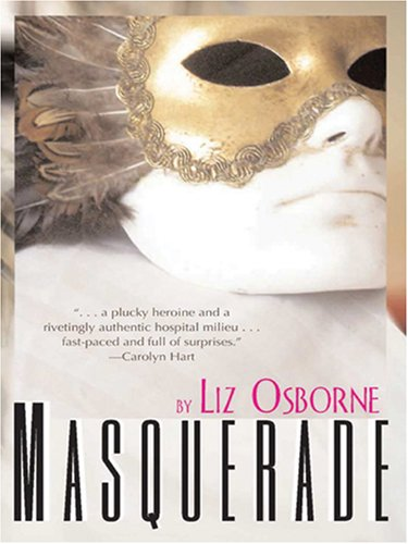 Masquerade (Five Star First Edition Mystery): Osborne, Liz