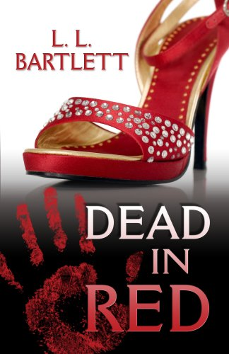 9781594146404: Dead in Red (Five Star Mystery Series)