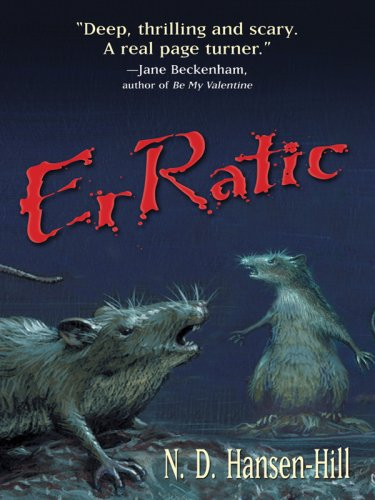 ErRatic (Five Star Science Fiction and Fantasy Series): N. D. Hansen-Hill