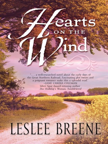 Hearts on the Wind (Five Star Expressions): Breene, Leslee