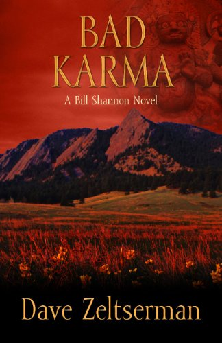 9781594147944: Bad Karma (Five Star First Edition Mystery)