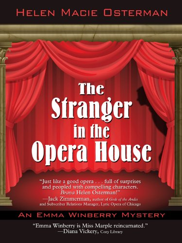The Stranger in the Opera House (Five: Osterman, Helen Macie