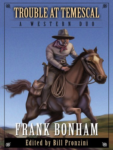 9781594148408: Trouble at Temescal: A Western Duo (Five Star Western)