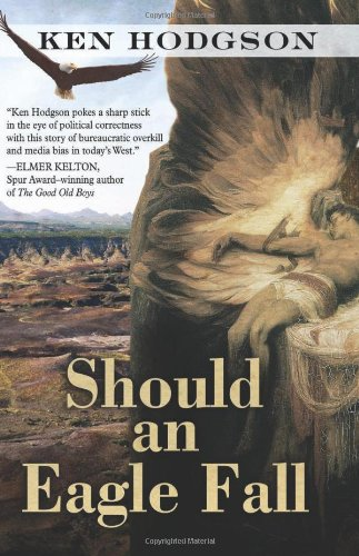 9781594148651: Should an Eagle Fall (Five Star First Edition Mystery)