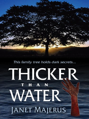 9781594148699: Thicker Than Water (Five Star First Edition Mystery)