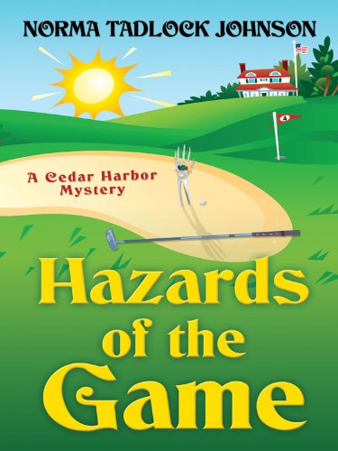 9781594148811: Hazards of the Game (Five Star First Edition Mystery)