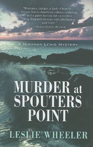 9781594148866: Murder at Spouters Point (Five Star Mystery Series)