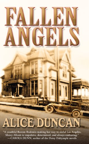 9781594149597: Fallen Angels (Mercy Alcutt)