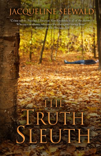 The Truth Sleuth (Five Star Mystery Series): Jacqueline Seewald
