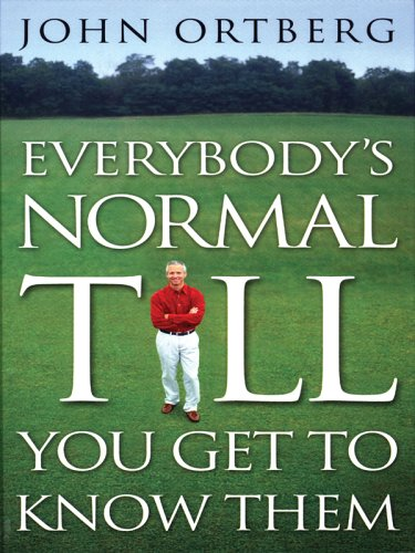 9781594150937: Everybody's Normal Till You Get to Know Them (Walker Large Print Books)
