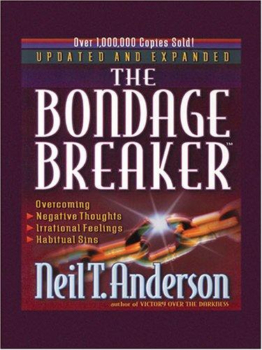 9781594151040: The Bondage Breaker (Walker Large Print Books)