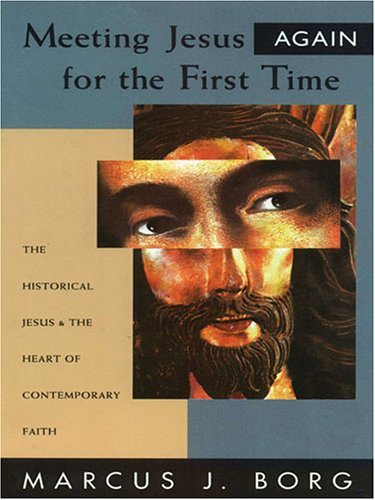 9781594151231: Meeting Jesus Again for the First Time: The Historical Jesus & the Heart of Contemporary Faith (Christian Softcover Originals)