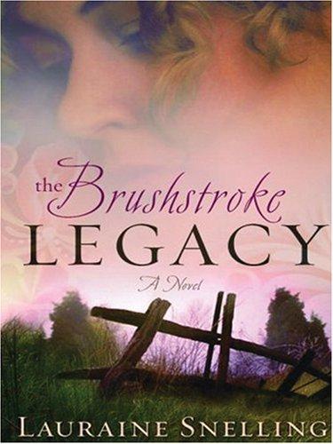 9781594151743: The Brushstroke Legacy (Walker Large Print Books)