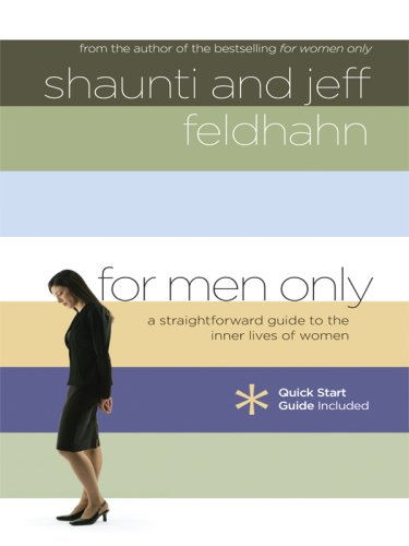 9781594152009: For Men Only: A Straightforward Guide to the Inner Lives of Women (Walker Large Print Books)