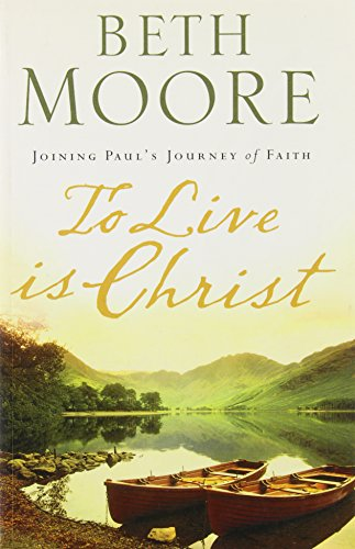 9781594152139: To Live Is Christ: Embracing the Passion of Paul (Christian Softcover Originals)