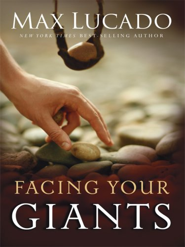 9781594152559: Facing Your Giants (Christain Large Print Softcover)