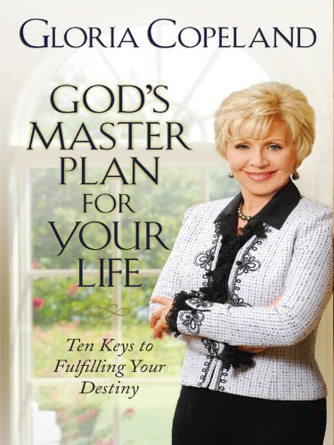 9781594152849: God's Master Plan for Your Life: Ten Keys to Fulfilling Your Destiny (Christian Large Print)