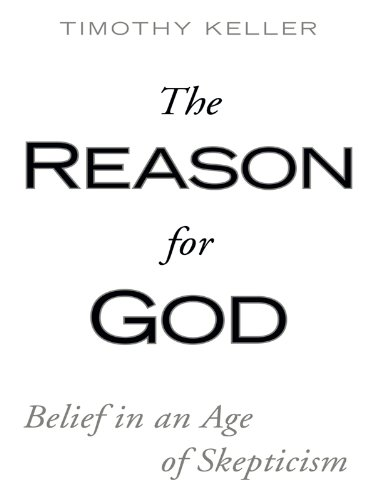 9781594152955: The Reason for God: Belief in an Age of Skepticism (Christian Large Print Softcover)