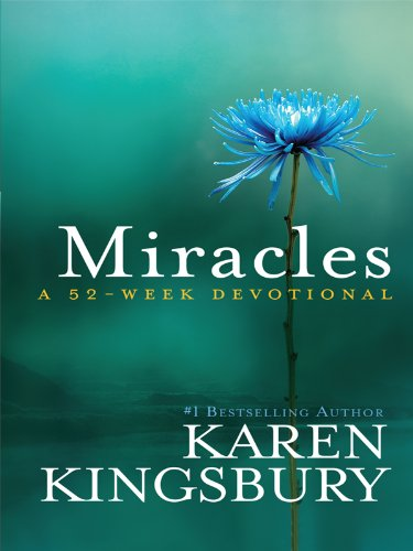 9781594153167: Miracles: A 52-Week Devotional