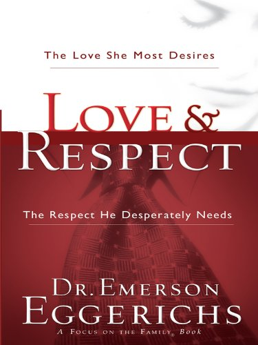 9781594153204: Love & Respect: The Love She Most Desires, The Respect He Desperately Needs