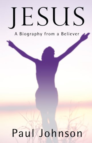 9781594153587: Jesus: A Biography from a Believer (Christian Large Print Originals)