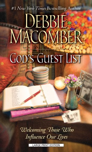 9781594153594: God's Guest List: Welcoming Those Who Influence Our Lives