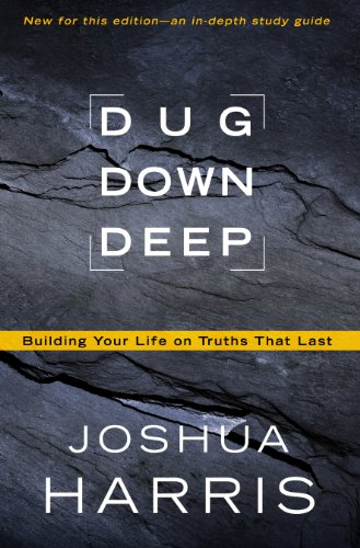 9781594153617: Dug Down Deep: Unearthing What I Believe and Why It Matters (Christian Large Print Originals)