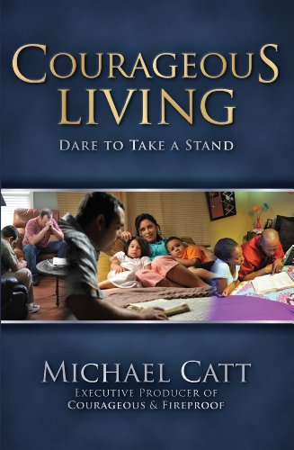 9781594153891: Courageous Living: Dare to Take a Stand (Christian Large Print Orginals)