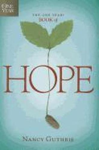 9781594154089: The One Year Book of Hope (Christian Large Print Originals)
