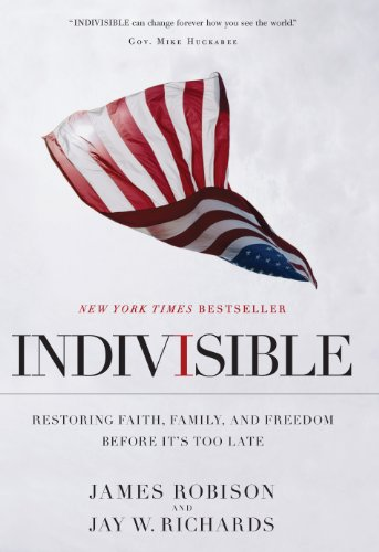 9781594154416: Indivisible: Restoring Faith, Family, and Freedom Before It's Too Late