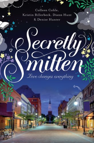 9781594154669: Secretly Smitten (Thorndike Press Large Print Christian Fiction)