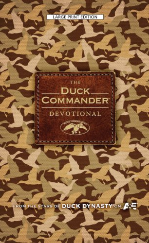 9781594154812: The Duck Commander Devotional