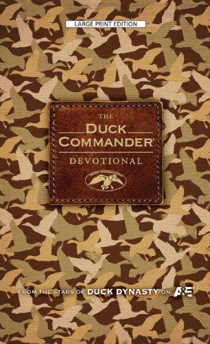 9781594154812: The Duck Commander Devotional