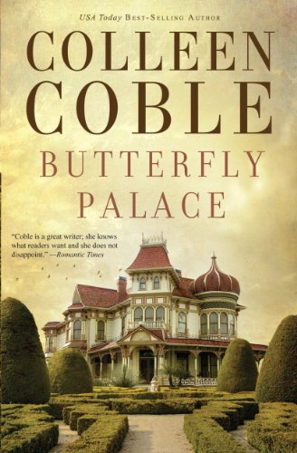 Butterfly Palace: Coble, Colleen