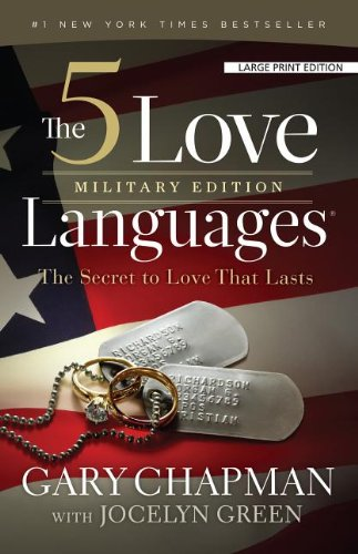 9781594154966: The 5 Love Languages Military Edition: The Secret to Love That Lasts