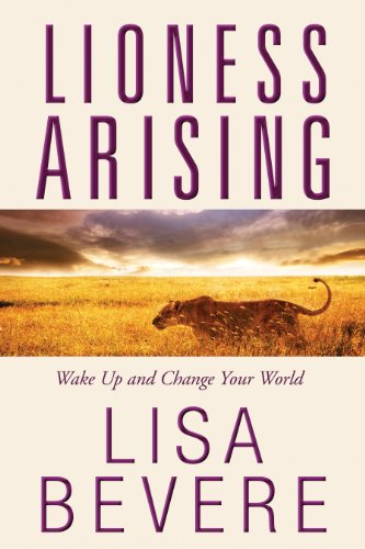 9781594155031: Lioness Arising: Wake Up and Change Your World (Christian Large Print Originals)
